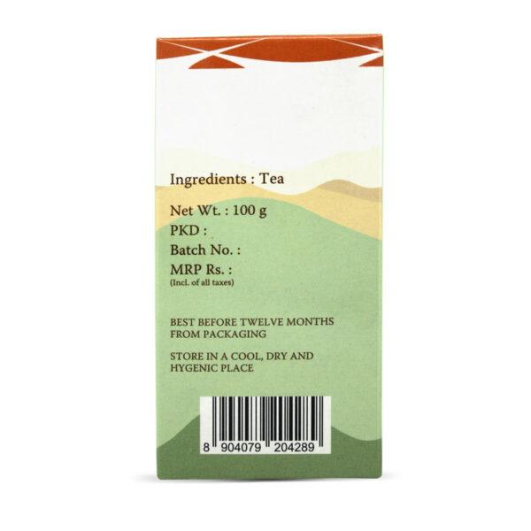 PRISTINE Deccan GoldPremium CTC Leaf Tea, 100 gm Pack of 1