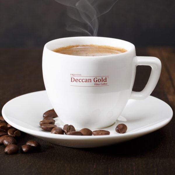 PRISTINE Deccan GoldPremium Coffee 80:20, 50gm Pack of 5