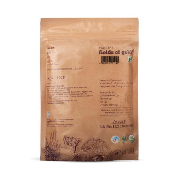 PRISTINE Fields of Gold Organic Barnyard Millet, 500gm Pack of 1
