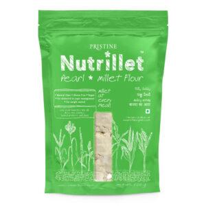 PRISTINE Nutrillet Pearl Millet Flour, 500gm Pack of 1