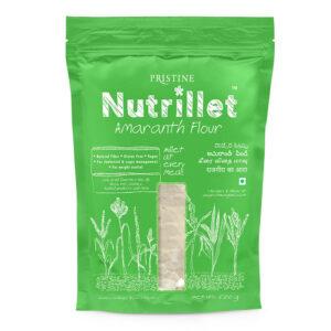 PRISTINE Nutrillet Amaranth Flour, 500gm Pack of 4