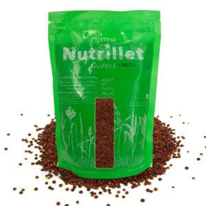 PRISTINE Nutrillet Red Quinoa, 500gm Pack of 4
