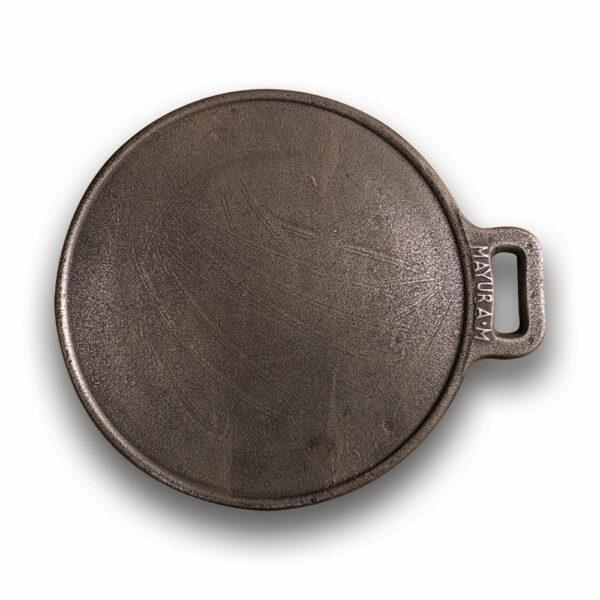 """CAST IRON DOSA PAN - LARGE 11"""""""