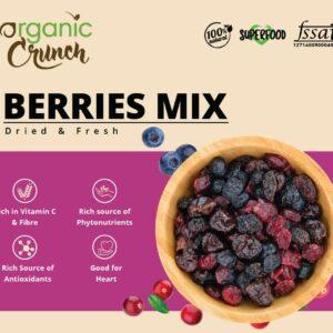 Berries Mix 200 grams