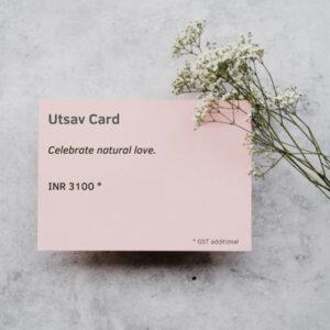 Utsav gift card