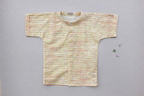 Soak drawstring Shirt