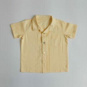 Peter Yellow Shirt