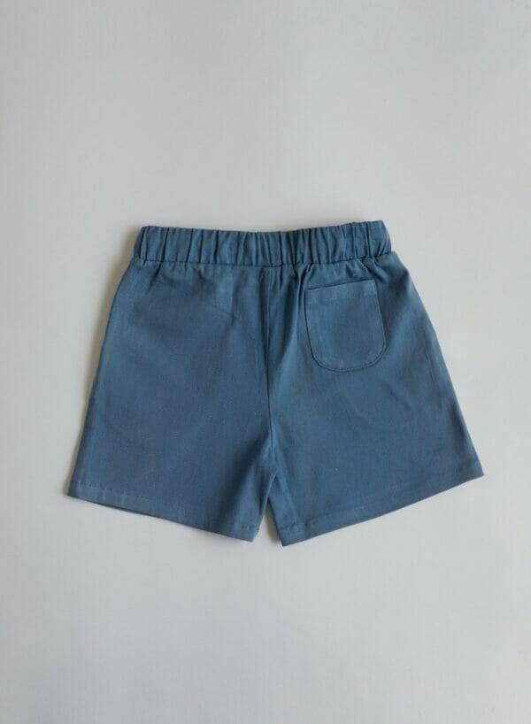 Ross Blue Shorts