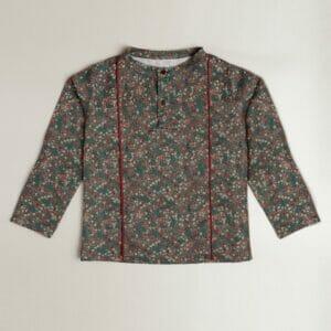 Noel DItsy Print Shirt