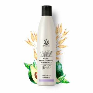 Brillare Heavy Moisturising Shampoo For Dry, Frizzy Hair