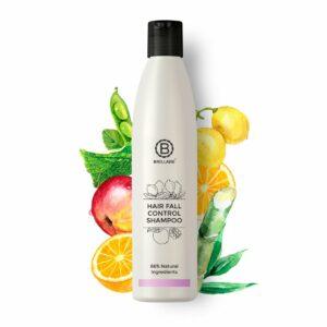 Brillare Hair Fall Control Shampoo To Reduce Seasonal Hair Fall