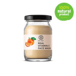 Brillare Real Vitamin C Face Wash For Bright, Radiant Skin